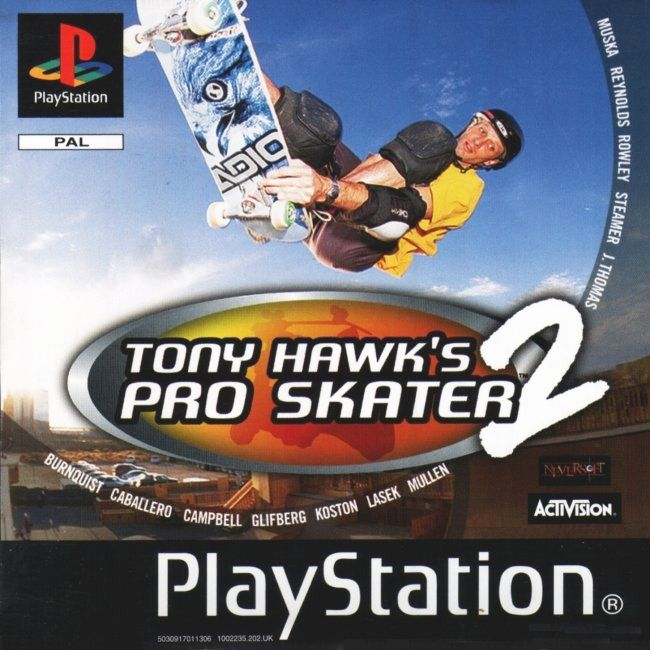 Вы любили серию Tony Hawk's Pro Skater ? Значит, вы любили эту музыку!. - Изображение 2