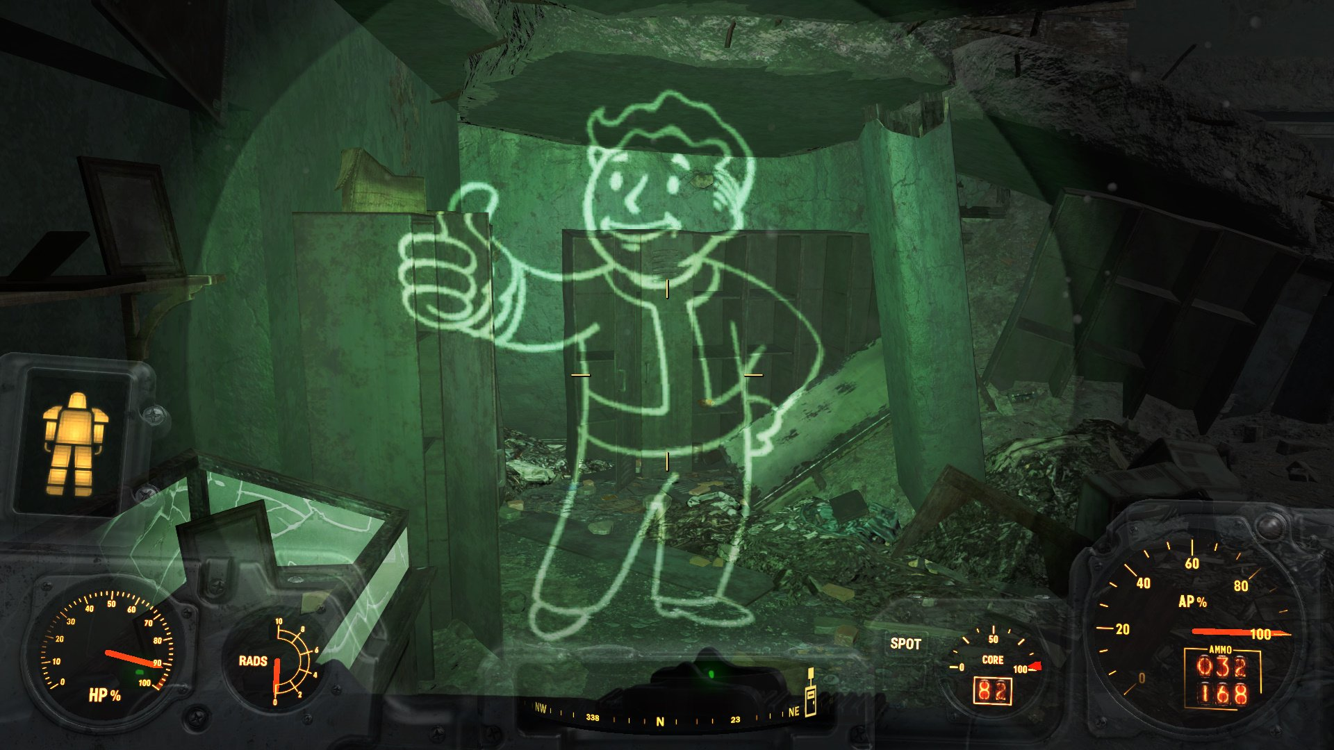 Сравнительный анализ (на самом деле нет) Fallout New Vegas vs. Fallout 4 (часть 1). - Изображение 1
