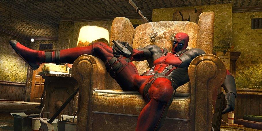 Deadpool вышел на Xbox One и PlayStation 4!. - Изображение 1
