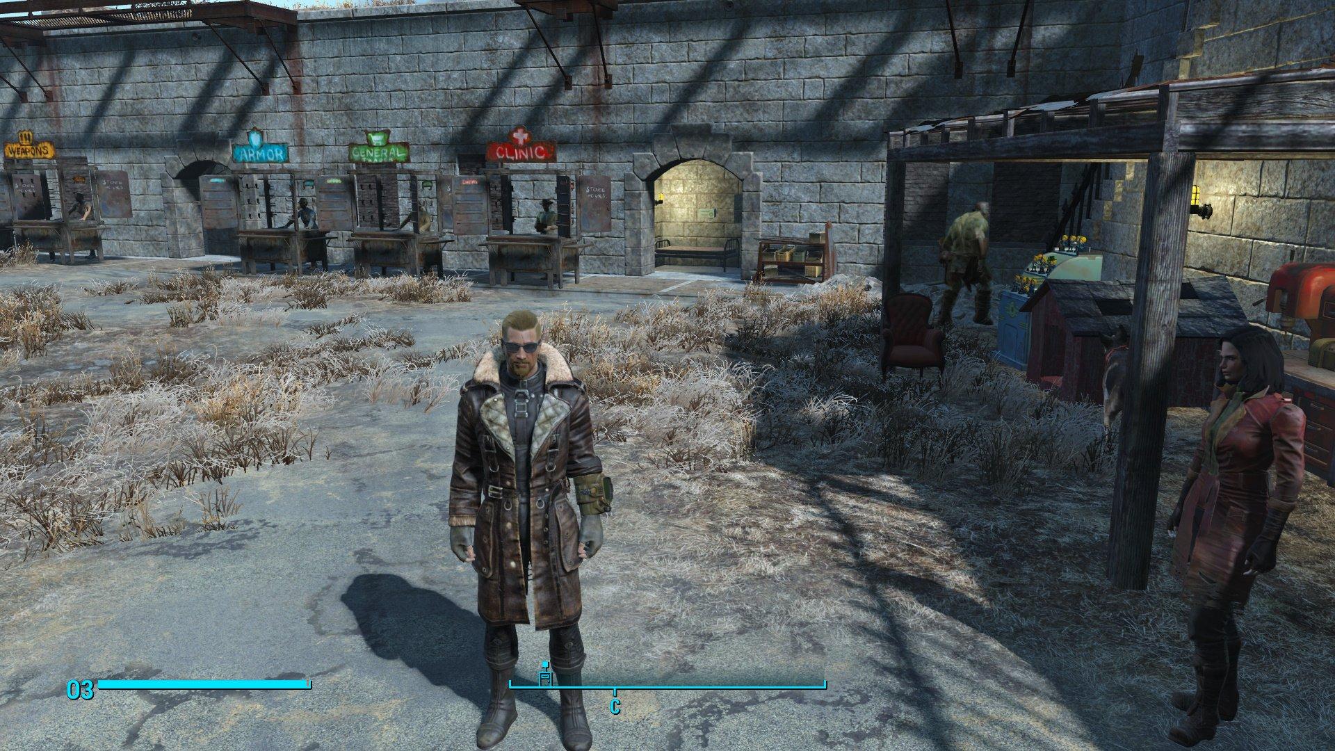 Сравнительный анализ (на самом деле нет) Fallout New Vegas vs. Fallout 4 (часть 1). - Изображение 3
