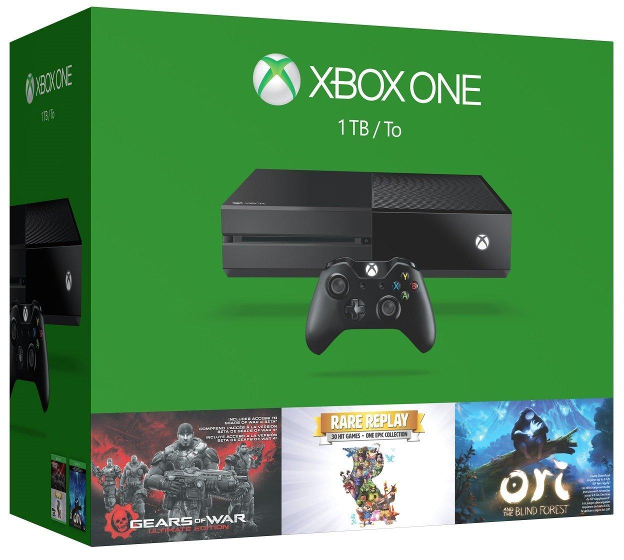 сэр Макс Фрай и его новый огромный черный зверь по имени Xbox One!. - Изображение 1