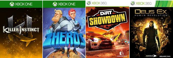 """""""Бесплатные игры"""" для подписчиков Xbox Live Gold на январь. - Изображение 1"""