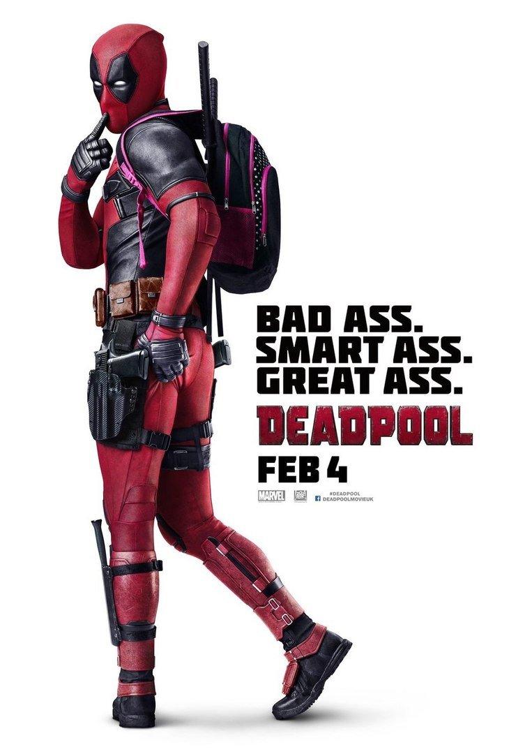 Постеры Deadpool. - Изображение 1