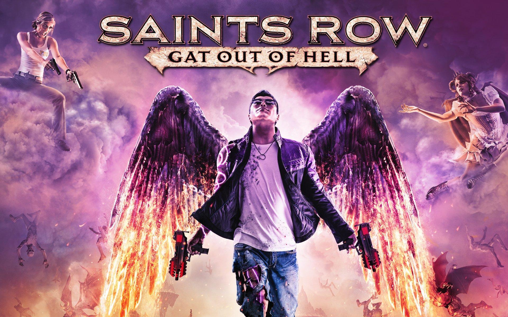 Видеообзор Saints Row: Gat Out of Hell. - Изображение 1
