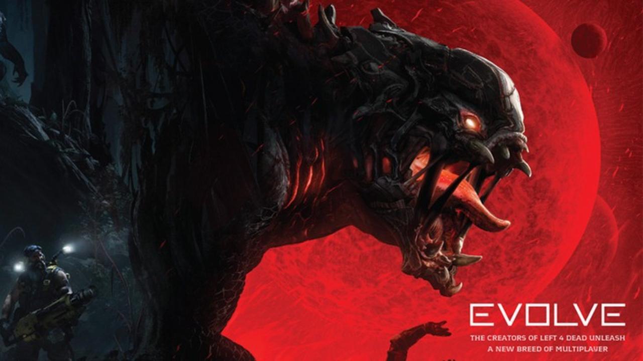 """Редакция """"Канобу"""" играет в Evolve . - Изображение 1"""