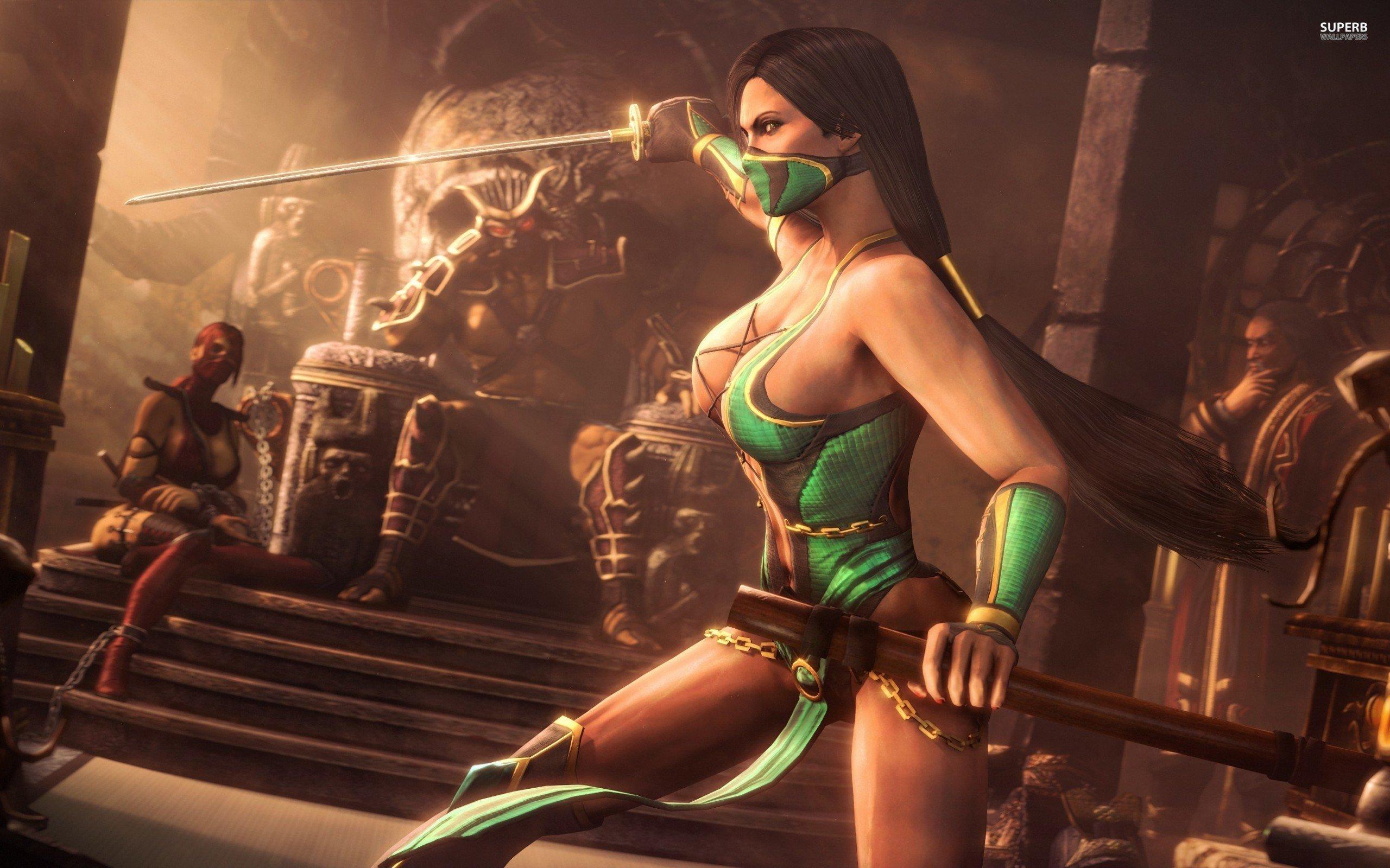 Из Mortal Kombat X исключили ветерана файтинга. - Изображение 1