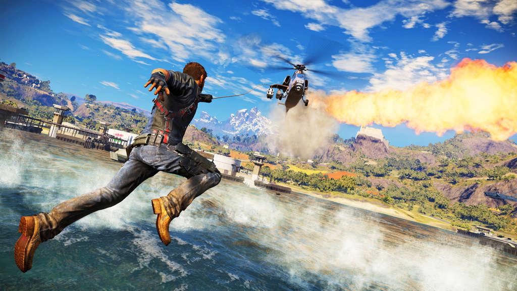 Новые скриншоты Just Cause 3. Ждете ли вы игру ?. - Изображение 2