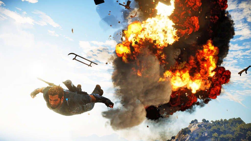 Новые скриншоты Just Cause 3. Ждете ли вы игру ?. - Изображение 1