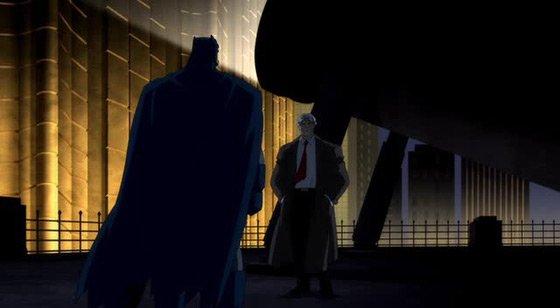"""Мнение об анимационном фильме """"Бэтмен: Возвращение Тёмного рыцаря""""(часть 1 и 2). - Изображение 3"""