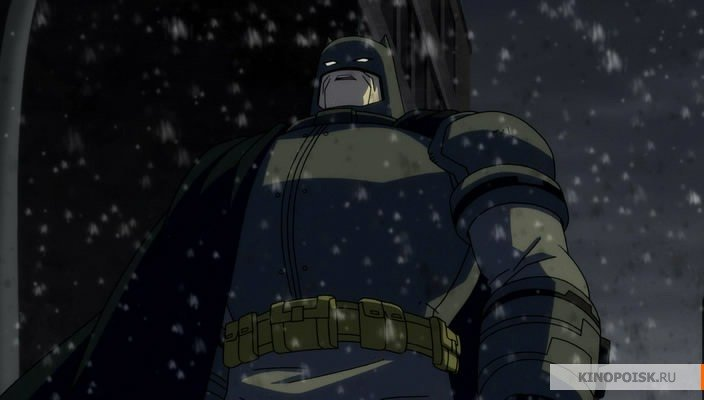 """Мнение об анимационном фильме """"Бэтмен: Возвращение Тёмного рыцаря""""(часть 1 и 2). - Изображение 5"""