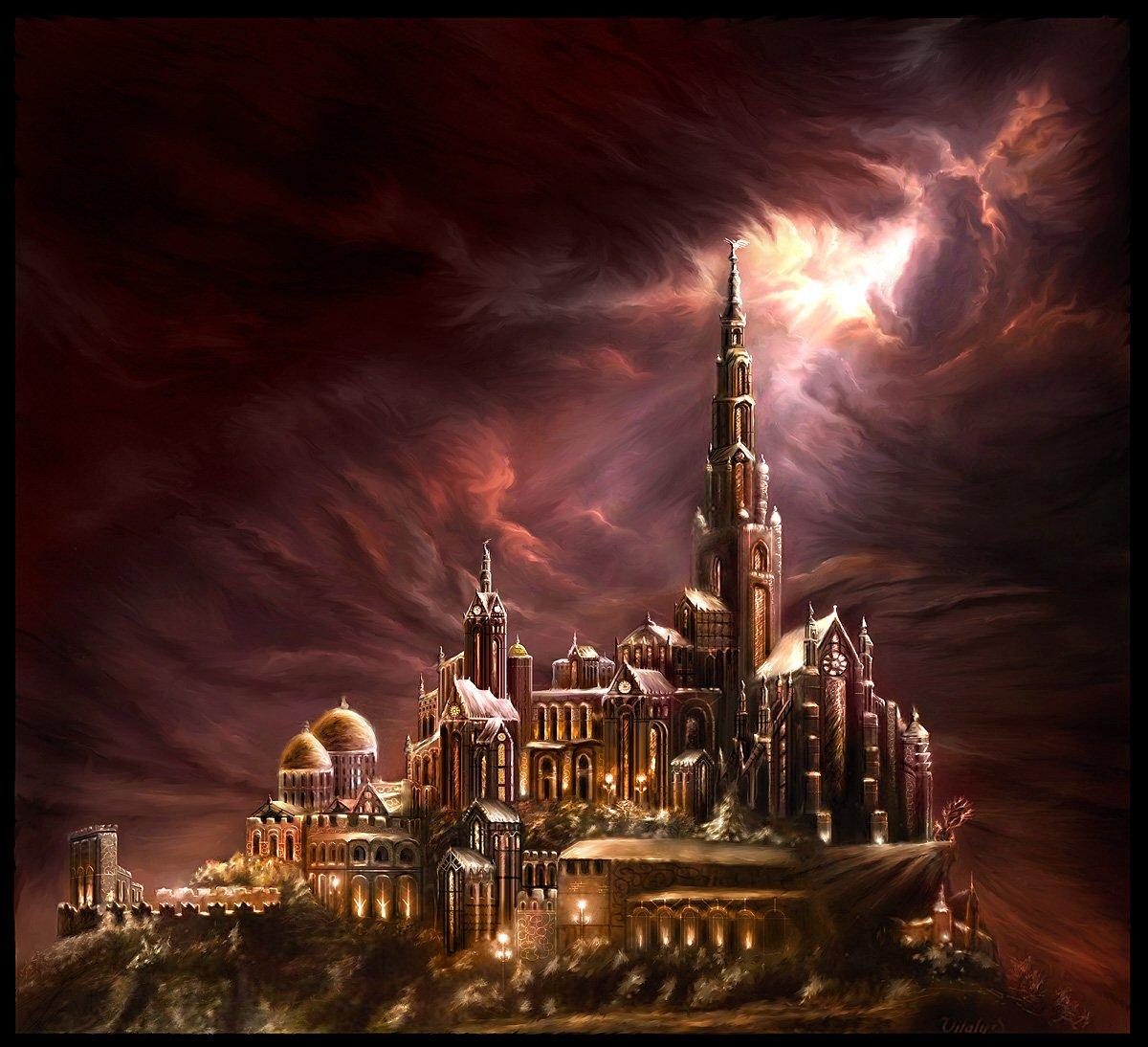 Хроники Амбера vs Игра престолов. - Изображение 1