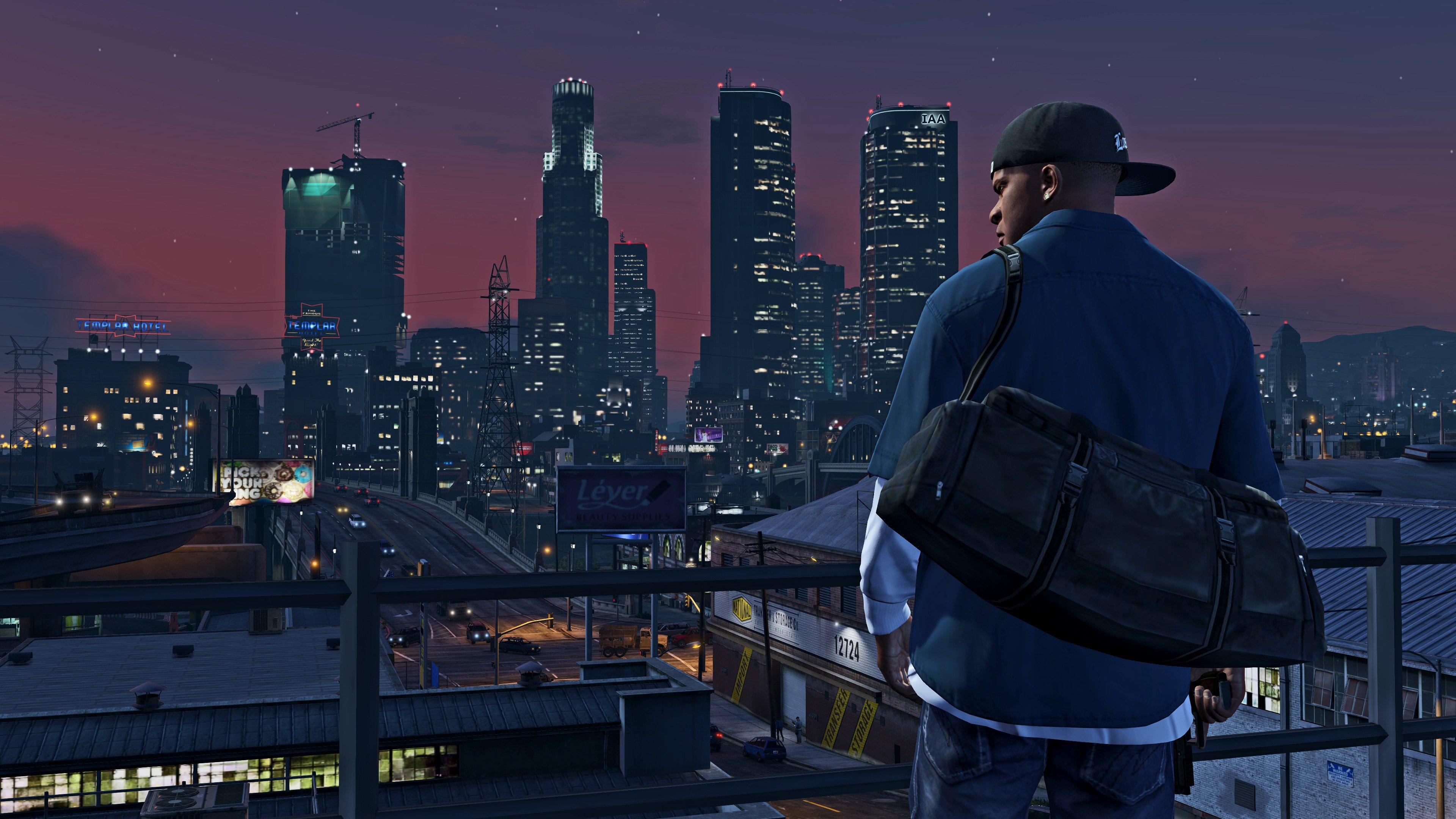 Rockstar показала новые скриншоты PC версии GTA V. - Изображение 1