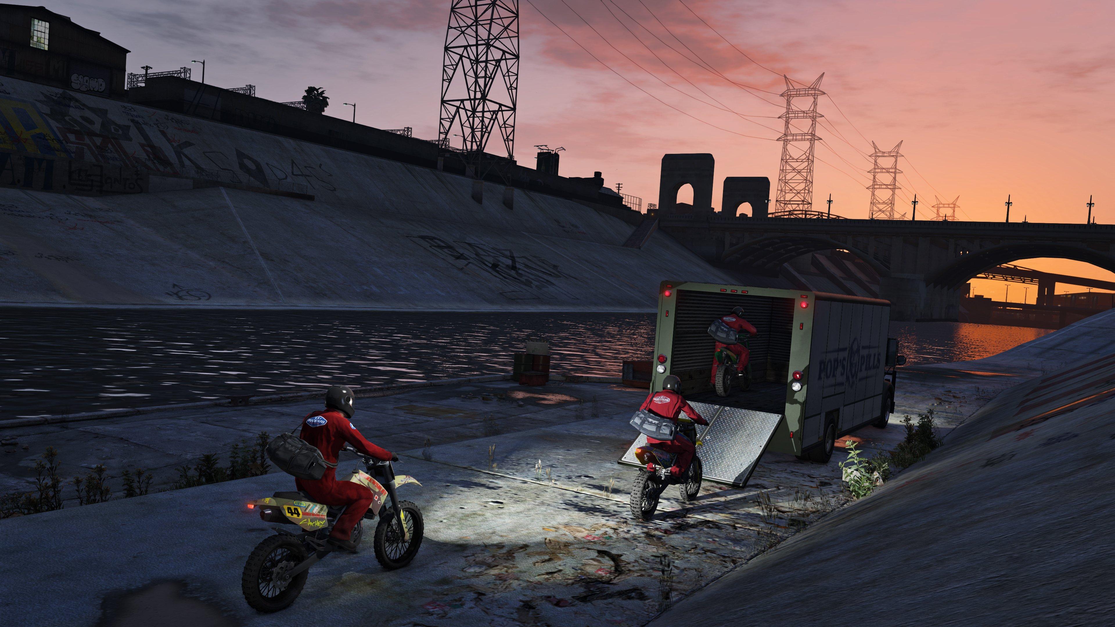 Rockstar показала новые скриншоты PC версии GTA V. - Изображение 8