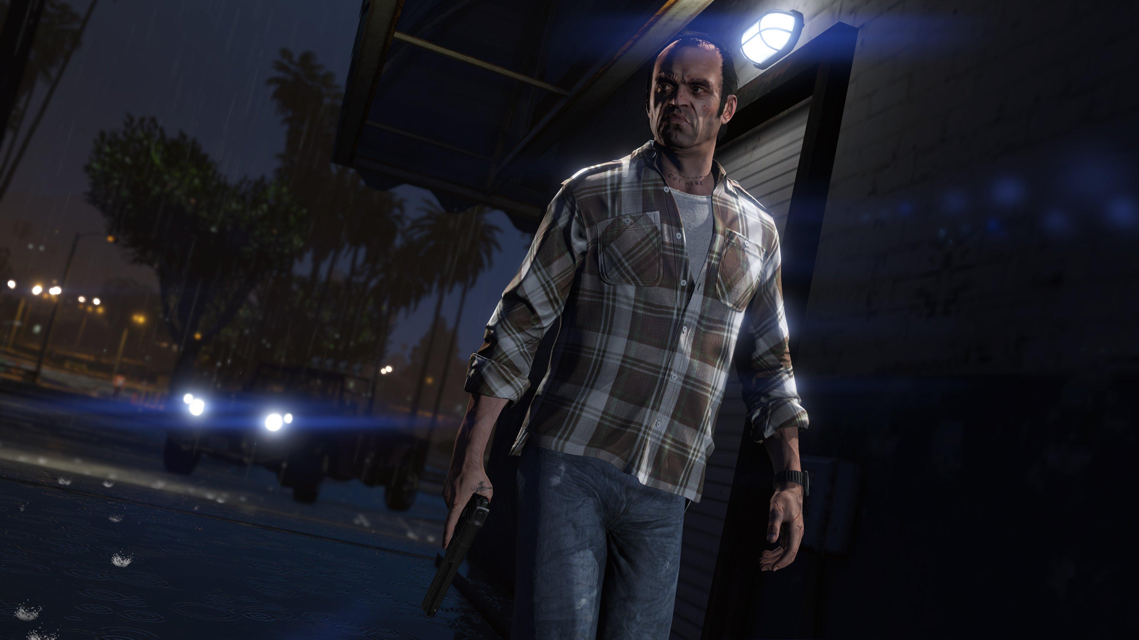 Rockstar показала новые скриншоты PC версии GTA V. - Изображение 3