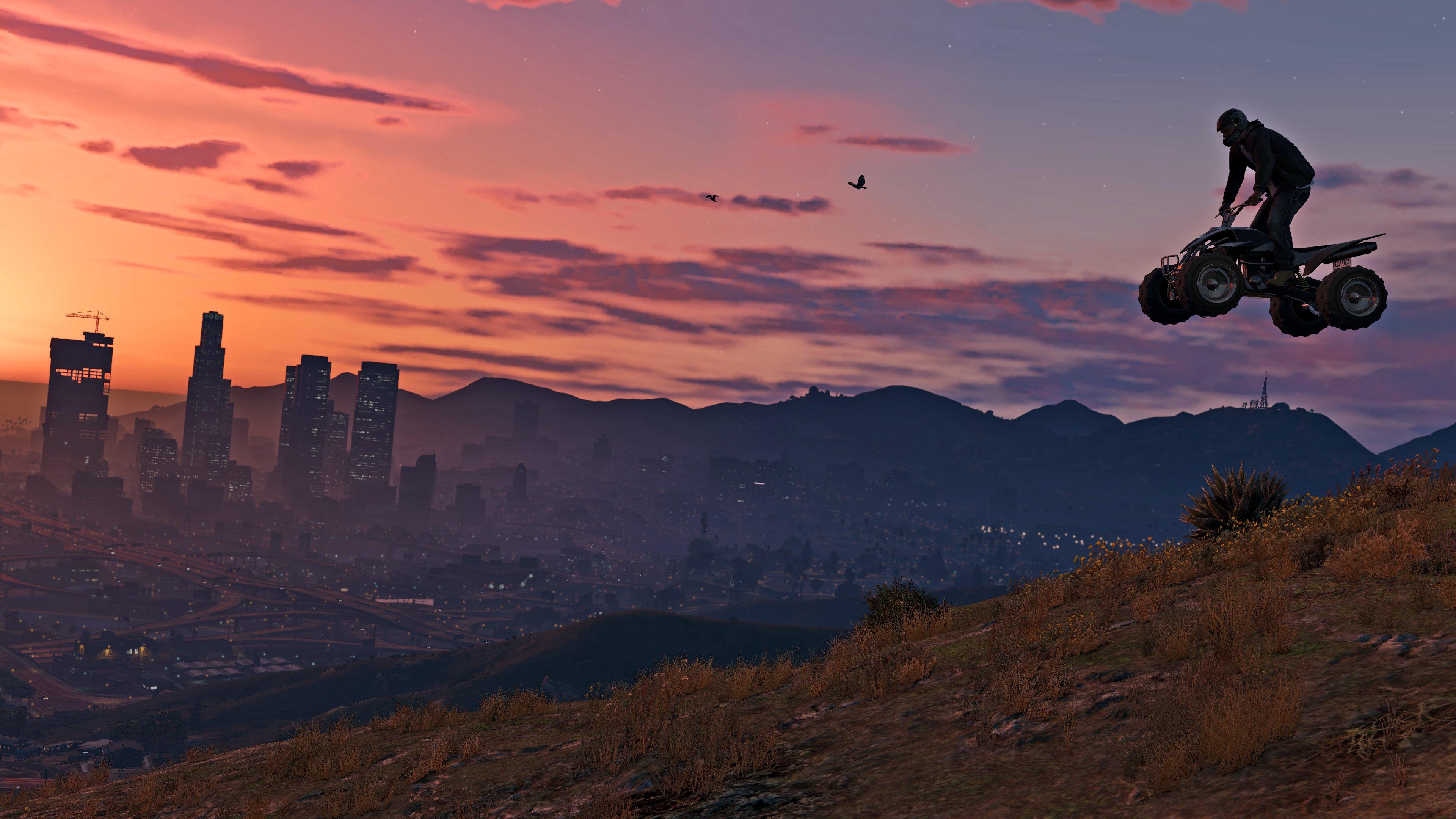 Rockstar показала новые скриншоты PC версии GTA V. - Изображение 5