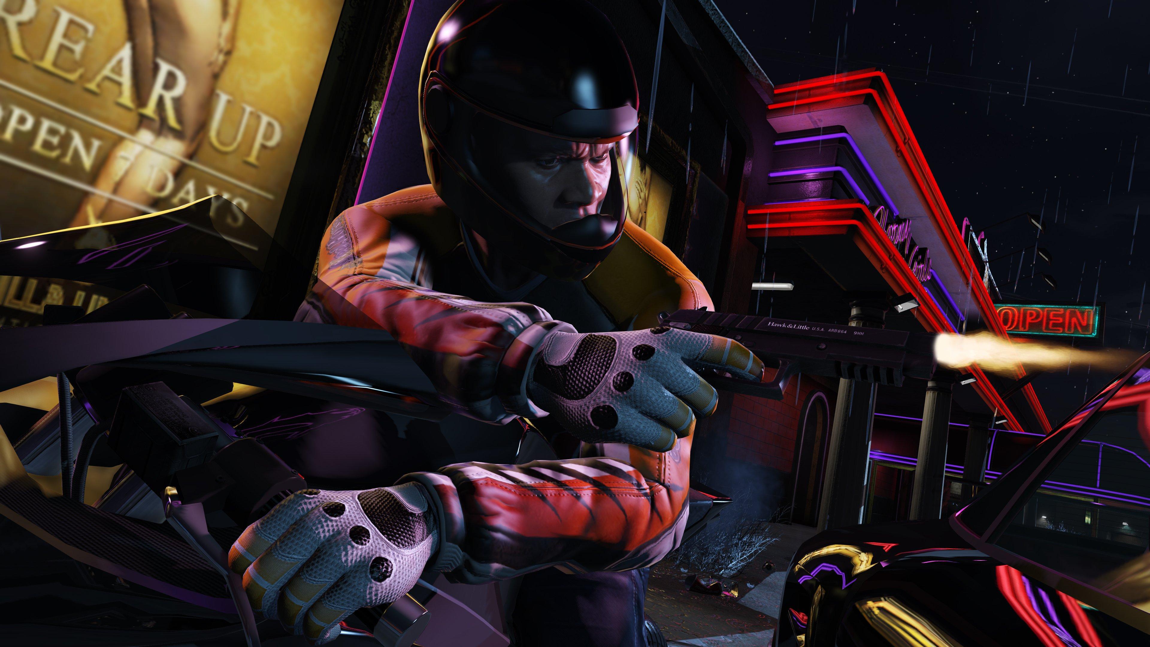 Rockstar показала новые скриншоты PC версии GTA V. - Изображение 9