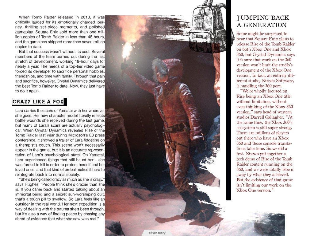 Свежие подробности Rise of the Tomb Raider. Обновлено.. - Изображение 7