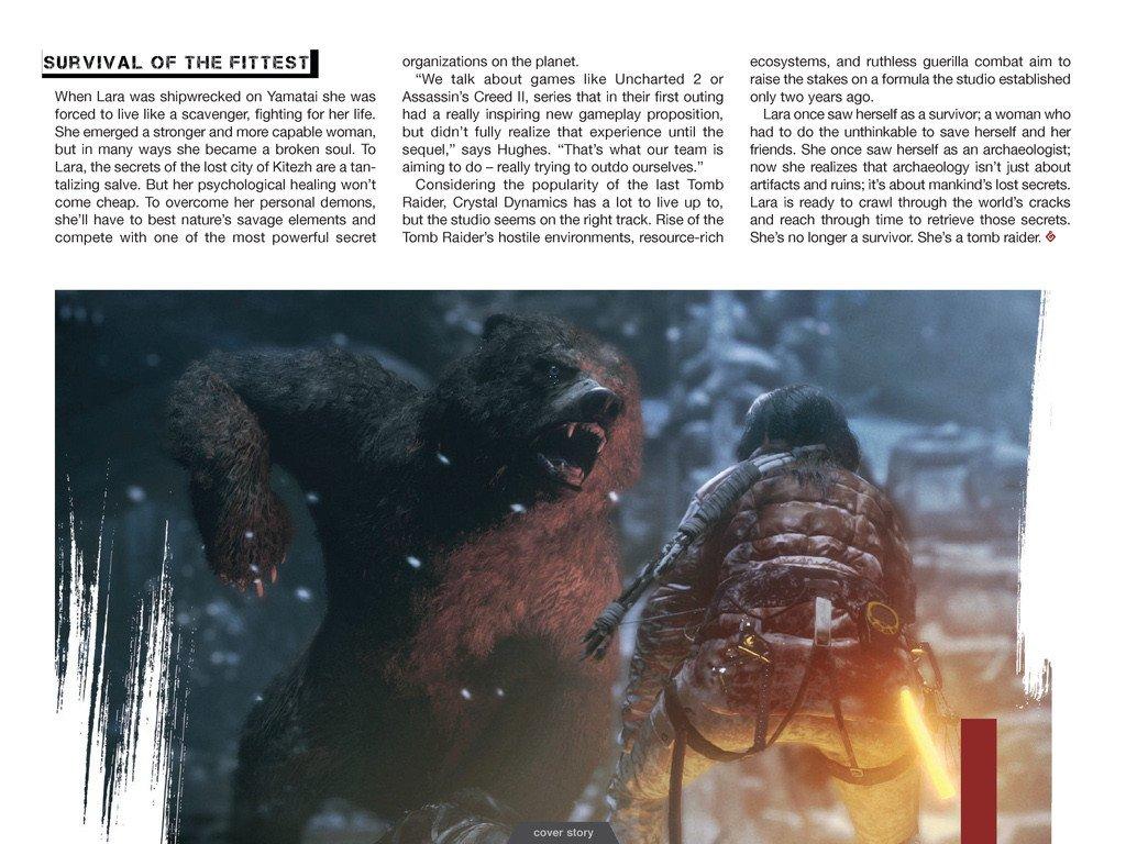 Свежие подробности Rise of the Tomb Raider. Обновлено.. - Изображение 17