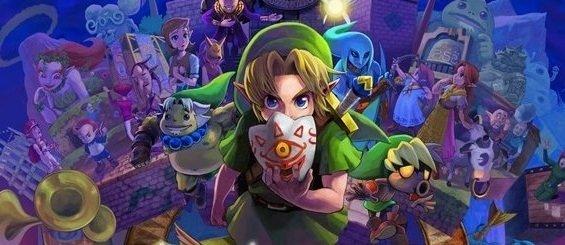 Оценки The Legend of Zelda: Majora's Mask 3D (средний балл 90). - Изображение 1