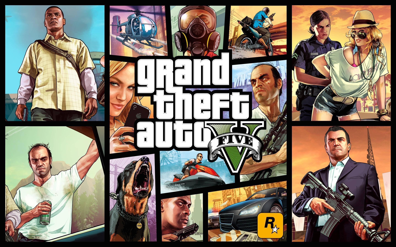 45.000.000 копий Grand Theft Auto V. Финансовый отчет Take-Two.. - Изображение 1