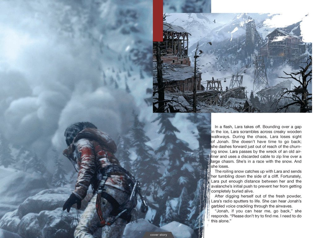 Свежие подробности Rise of the Tomb Raider. Обновлено.. - Изображение 10