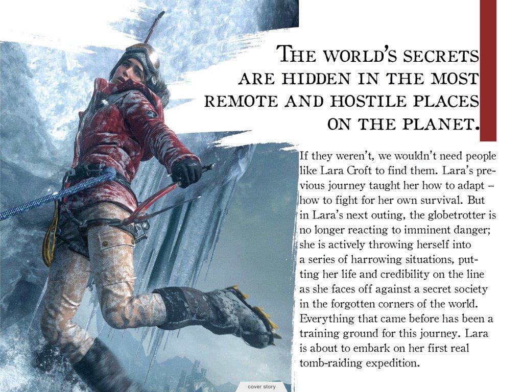 Свежие подробности Rise of the Tomb Raider. Обновлено.. - Изображение 5