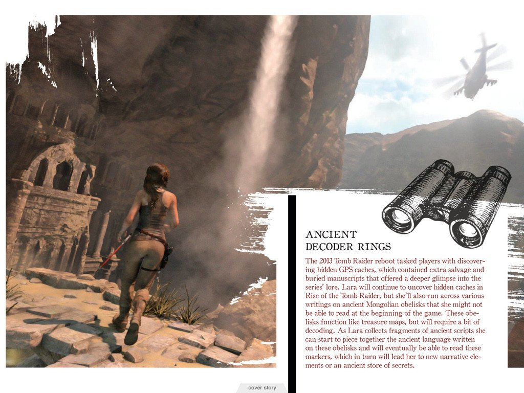 Свежие подробности Rise of the Tomb Raider. Обновлено.. - Изображение 13