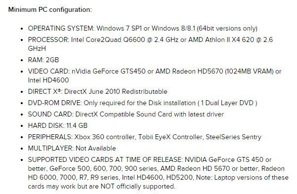 Стала известна дата выхода Assassin's Creed: Rogue на PC — 10 марта.. - Изображение 1