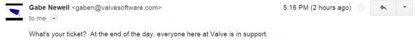 Пользователь that_earlyguy остался недоволен поведением техподдержки Steam. - Изображение 3