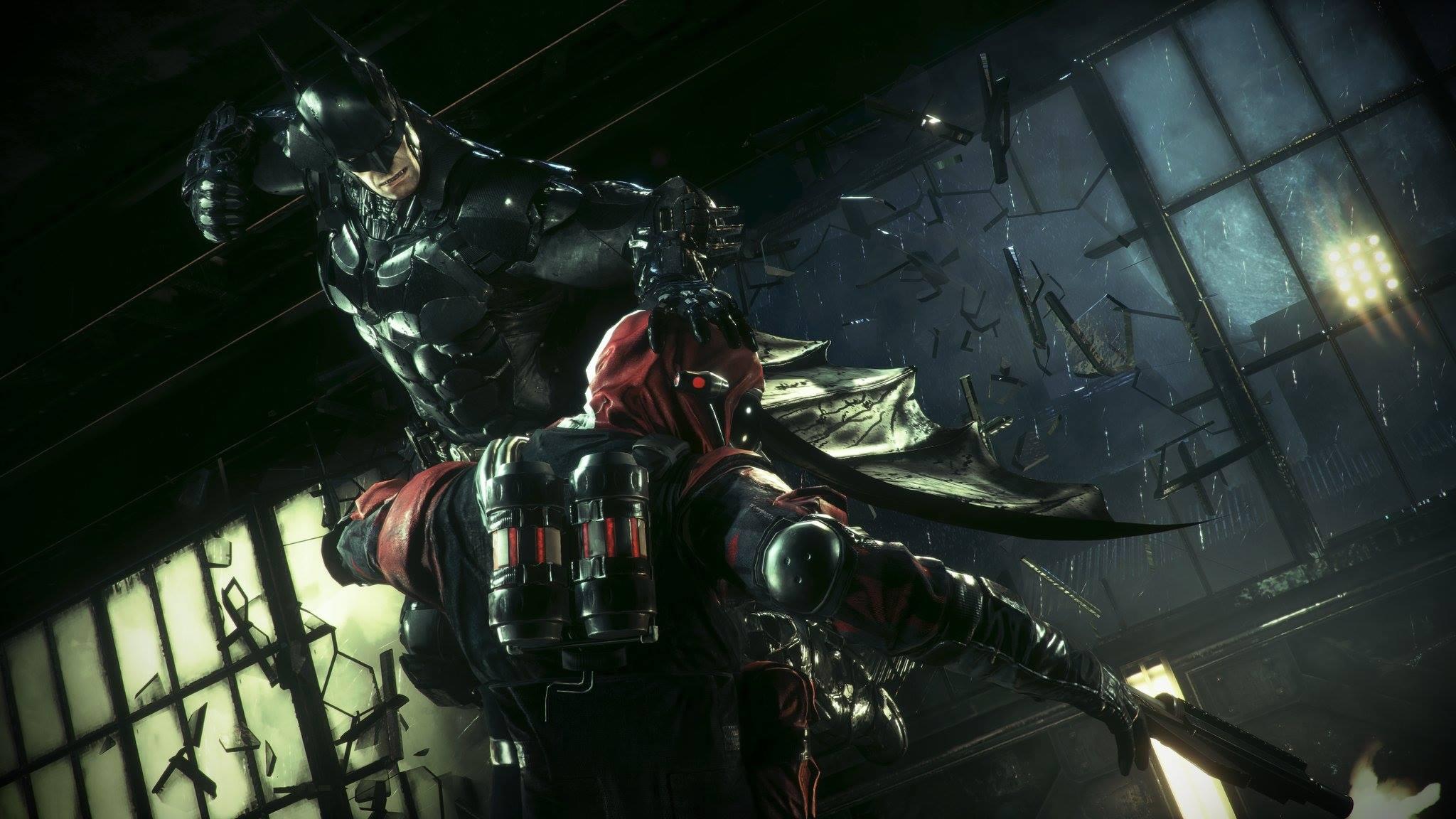 Новые скриншоты Batman: Arkham Knight. - Изображение 4