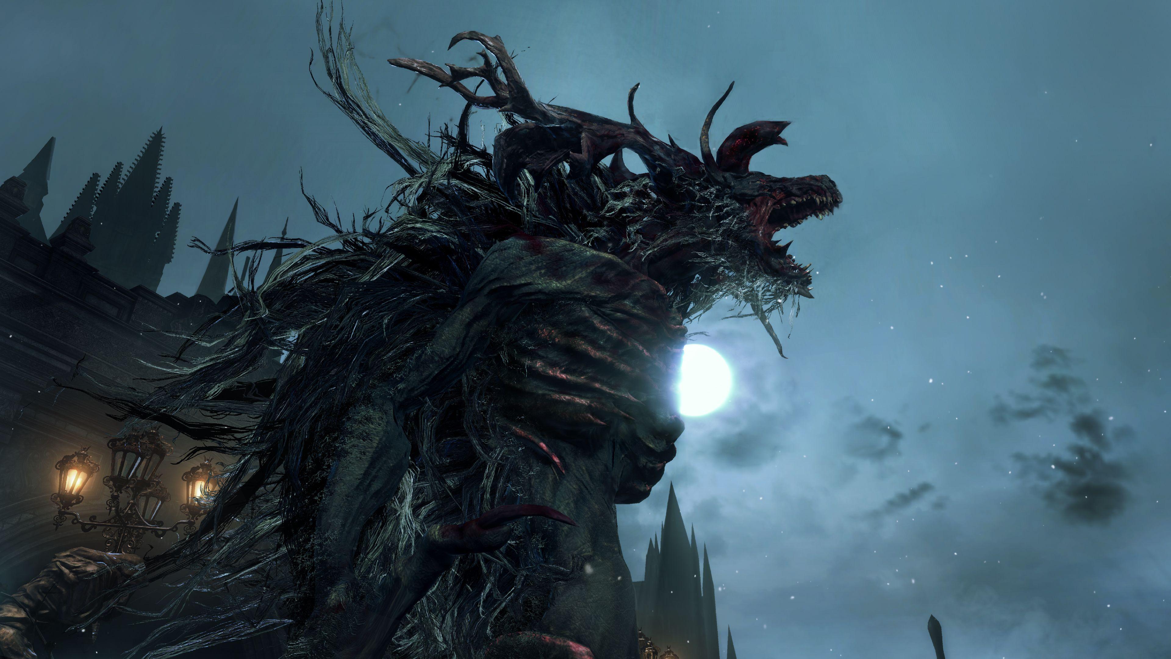 From Software: графика в Bloodborne по сравнению с последними видео будет улучшена Никакой PC-версии. - Изображение 1
