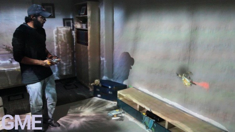 RoomAlive превратит вашу комнату в видеоигру. - Изображение 3