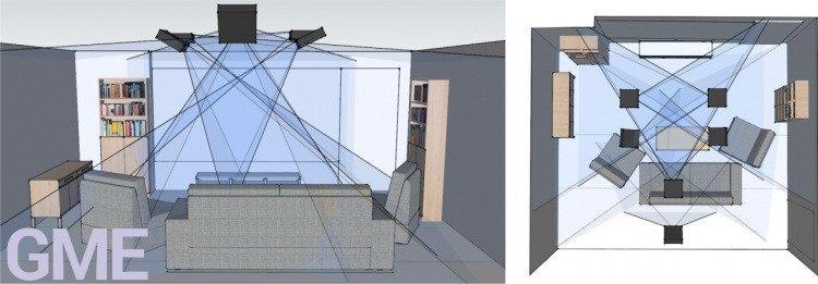 RoomAlive превратит вашу комнату в видеоигру. - Изображение 2