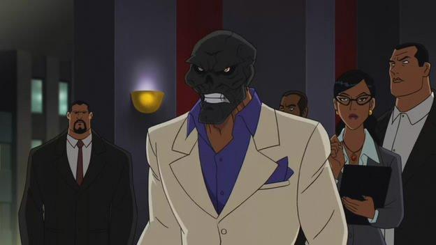 Топ 5 появлений на экране врага Бэтмена Черной Маски. - Изображение 5