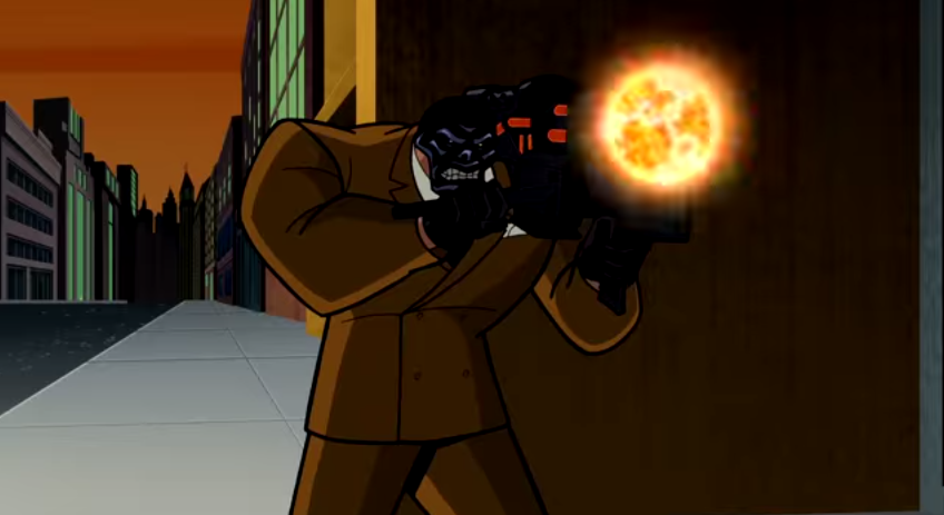Топ 5 появлений на экране врага Бэтмена Черной Маски. - Изображение 4