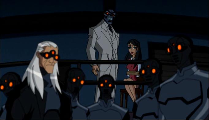 Топ 5 появлений на экране врага Бэтмена Черной Маски. - Изображение 6