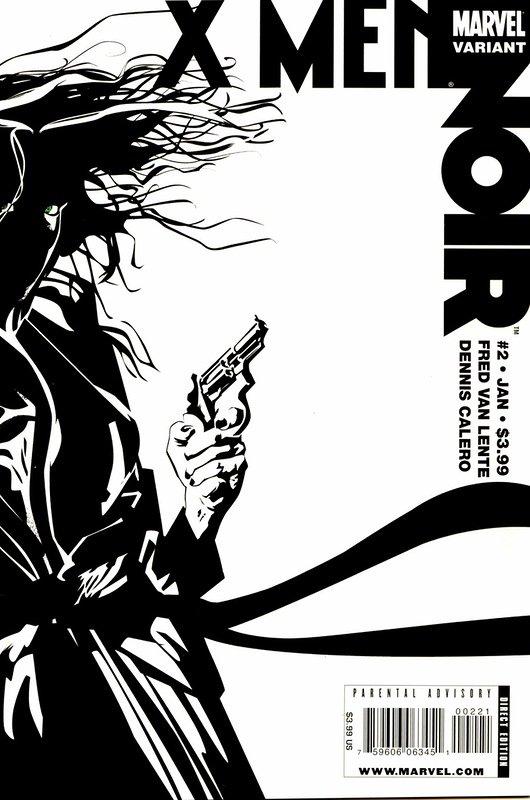 """Топ 16 злодеев серии комиксов """"Marvel Noir"""". Часть 3. [Spoiler alert]. - Изображение 1"""