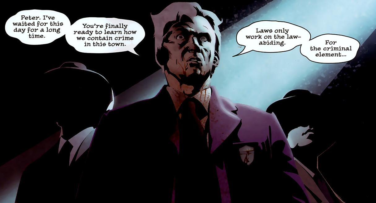 """Топ 16 злодеев серии комиксов """"Marvel Noir"""". Часть 2. [Spoiler alert]. - Изображение 2"""