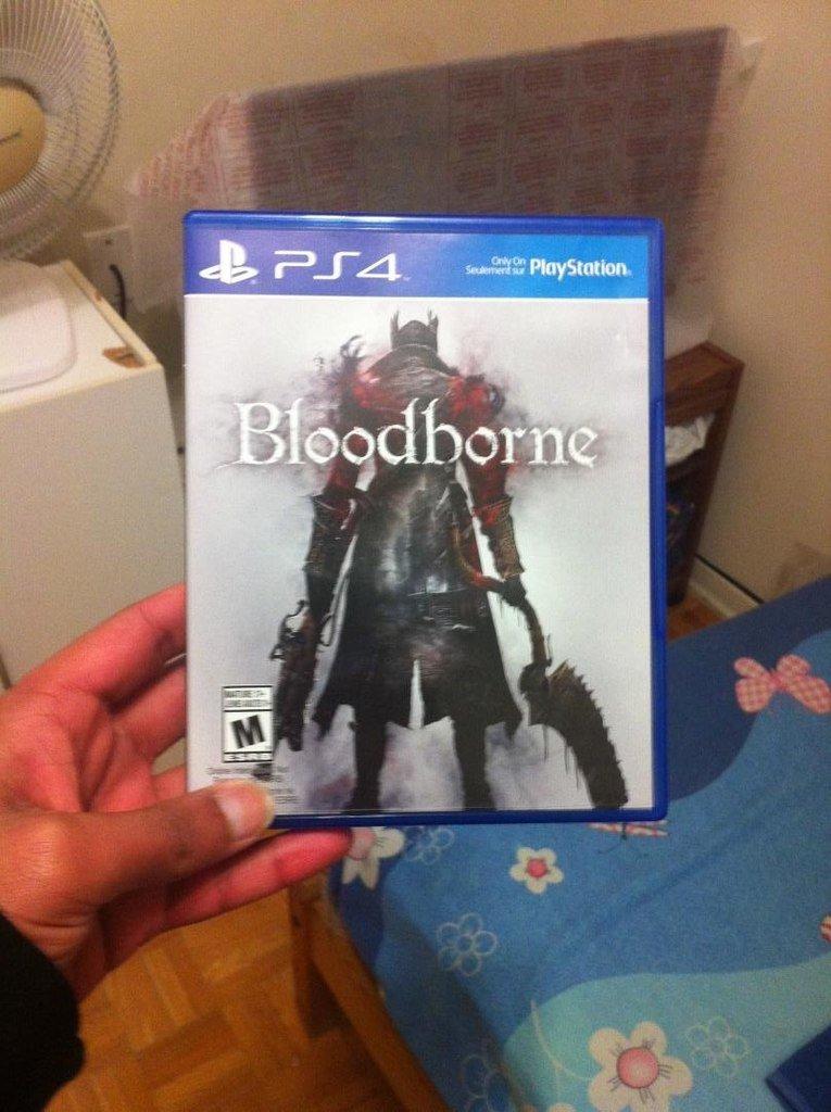 Некоторые розничные магазины раньше срока пустили в продажу Bloodborne. - Изображение 1