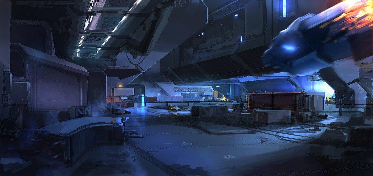 Sci-fi MMORPG Project Genom - начало. - Изображение 1