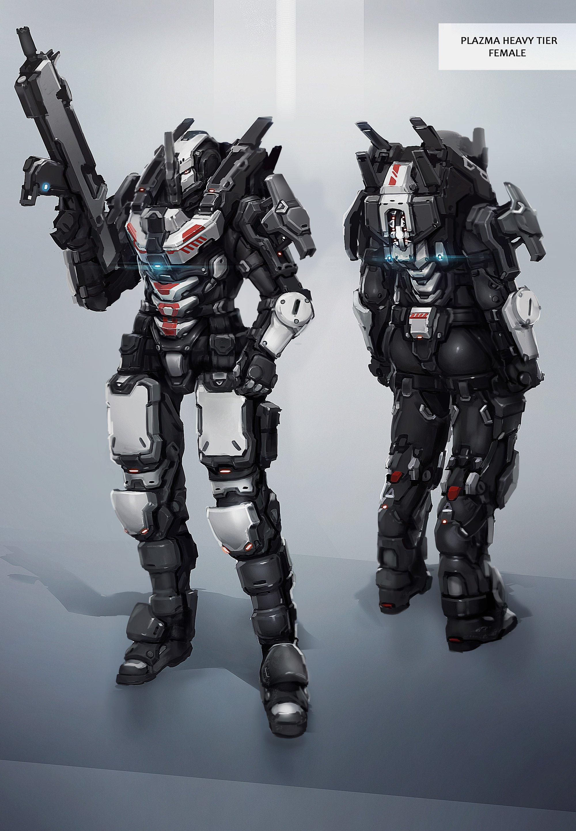 Sci-fi MMORPG Project Genom - начало. - Изображение 6