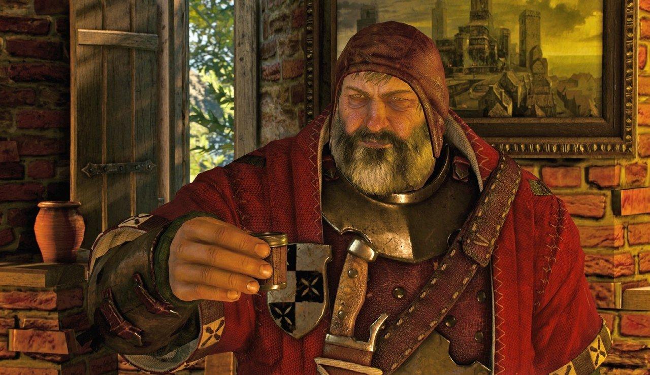 Новые скриншоты The Witcher 3: Wild Hunt.. - Изображение 1