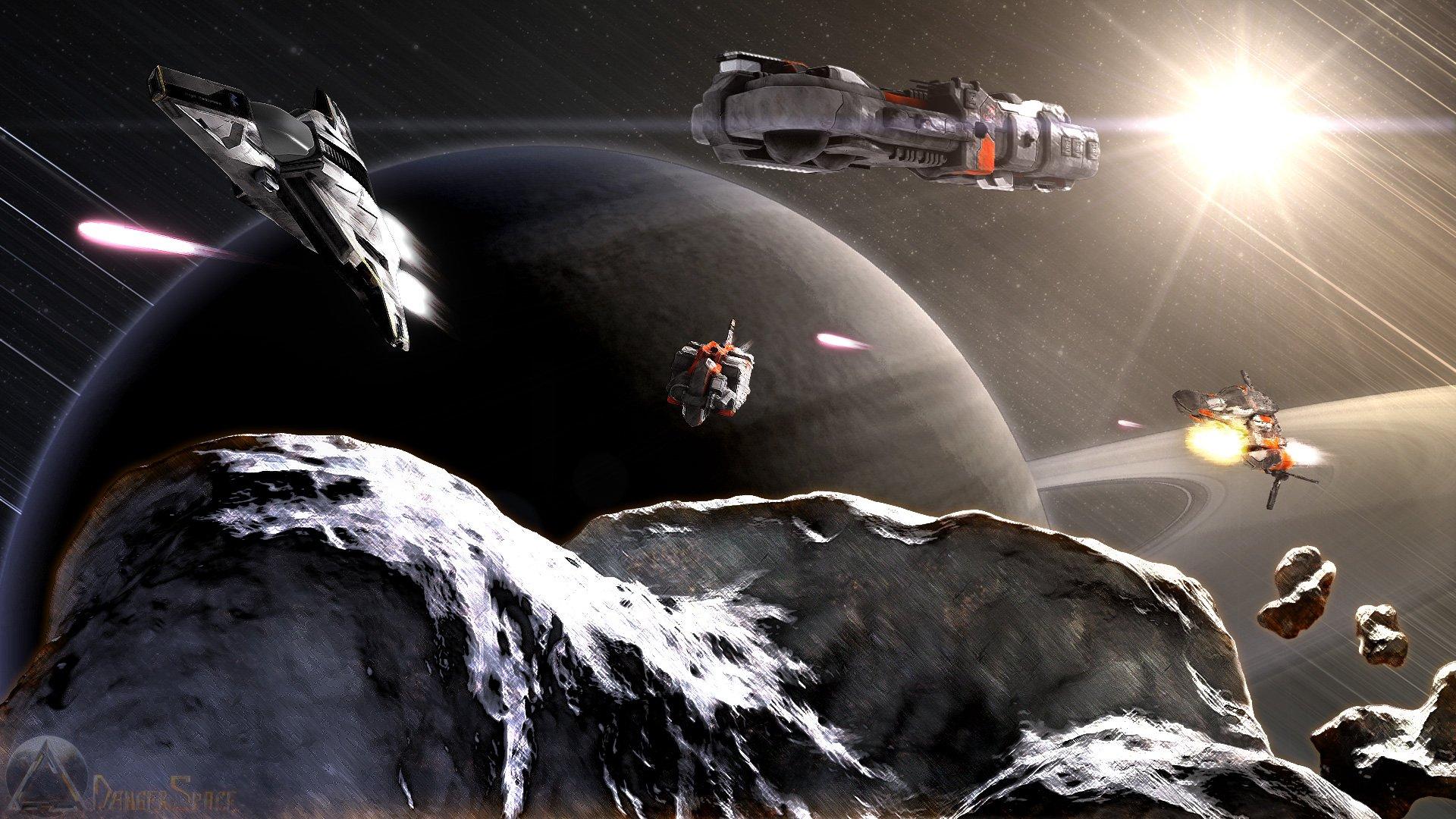 DangerSpace. - Изображение 2