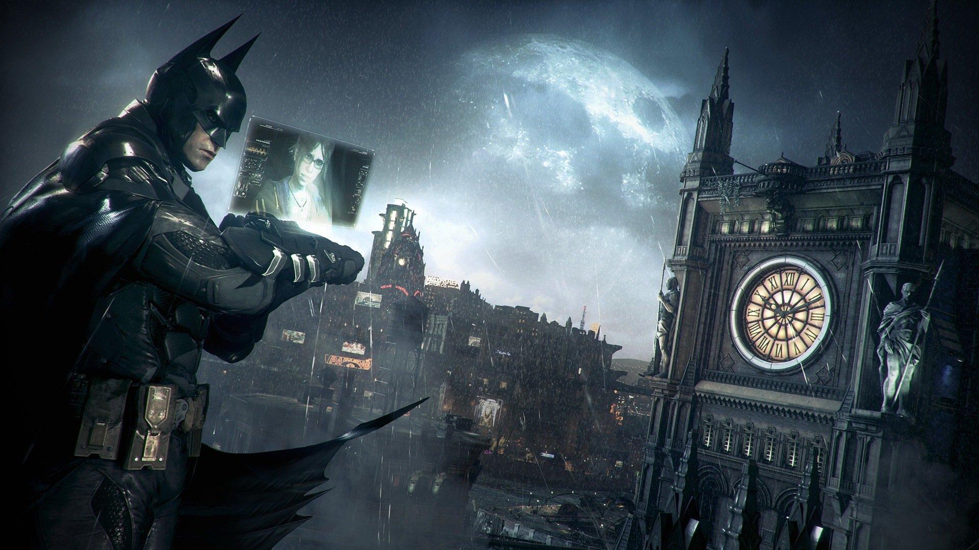 Как сообщают крупные игровые магазины Batman: Рыцарь Аркхэма выйдет на РС только в магазинах цифров. - Изображение 1