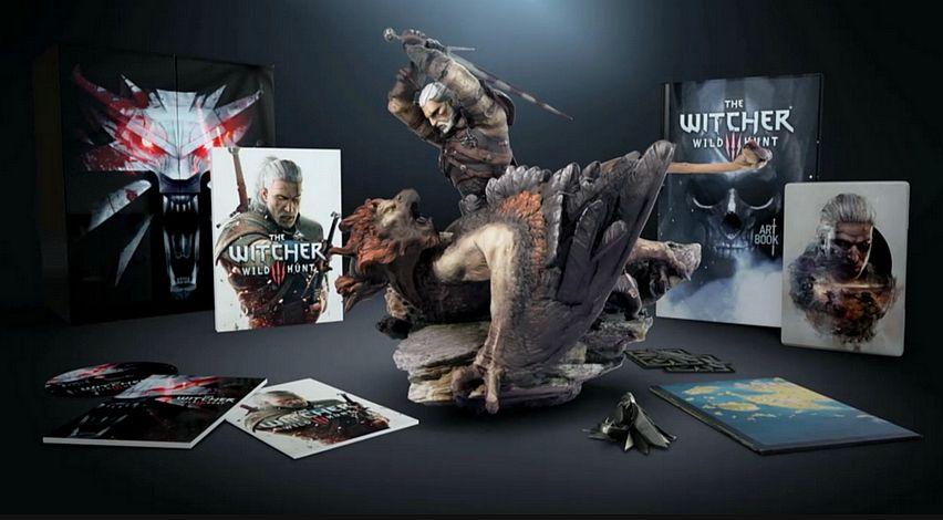 Коллекционные издания The Witcher 3: Wild Hunt. - Изображение 1