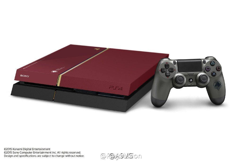 MGSV - версия игры для PC задержится на две недели. А также представлена шикарная PS4 в стиле MGSV !. - Изображение 3
