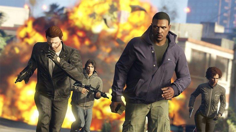 New!  GTA V Скриншоты с PC. - Изображение 1