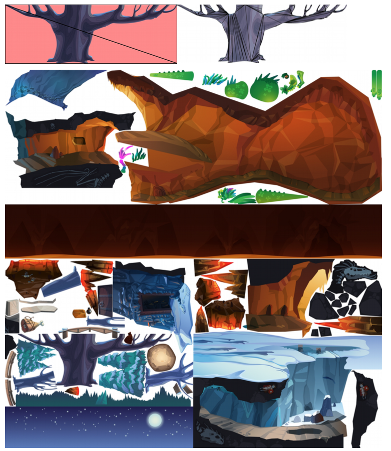 Как мы оптимизировали графику – Die With Glory @ #GJKanobu. - Изображение 4