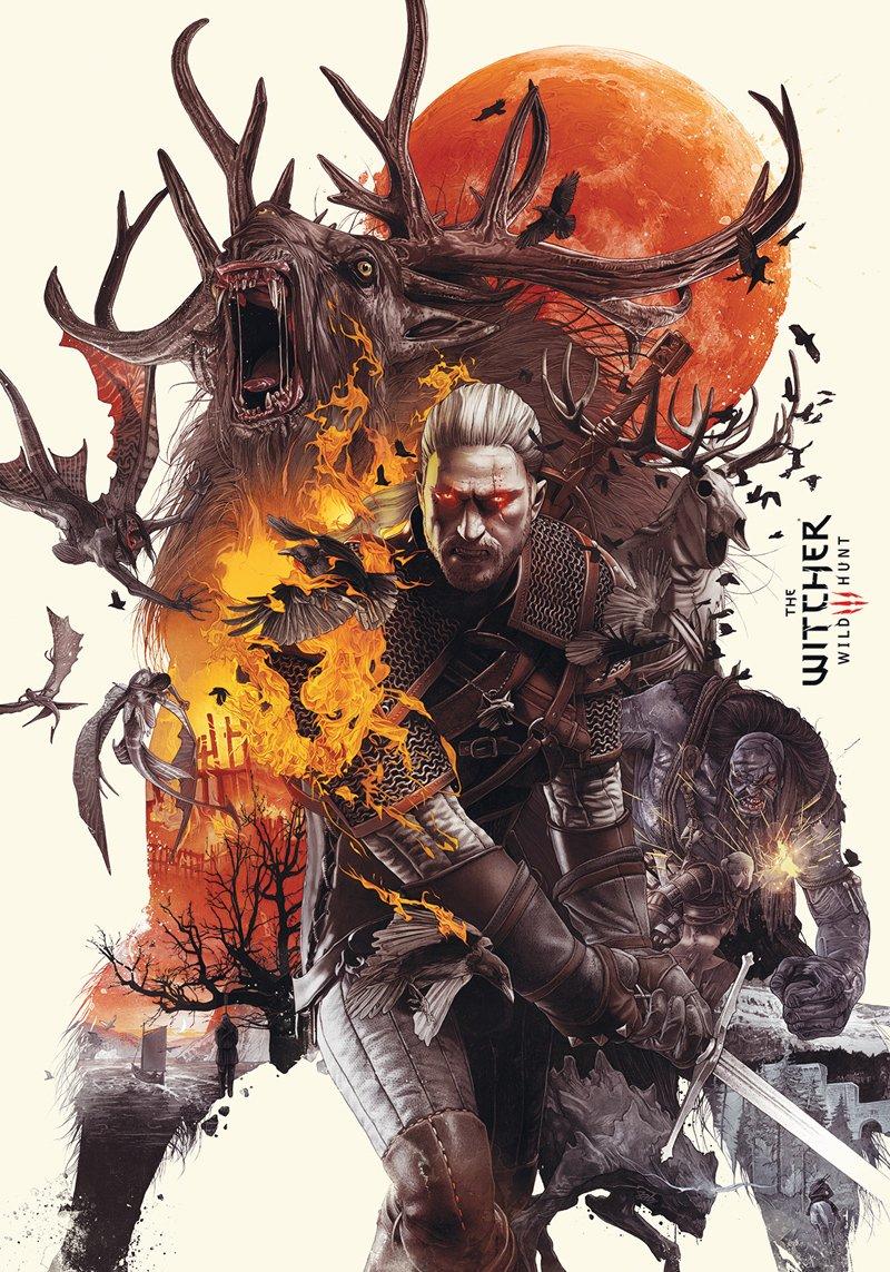 The Witcher 3: Wild Hunt ушел на золото!     CD PROJEKT RED сообщают, что игра «Ведьмак 3: Дикая Охота» ушла на золо .... - Изображение 2