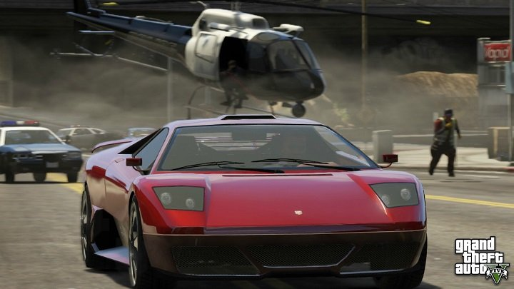 Самый Адекватный Геймер- GTA 5 на ПК. - Изображение 1